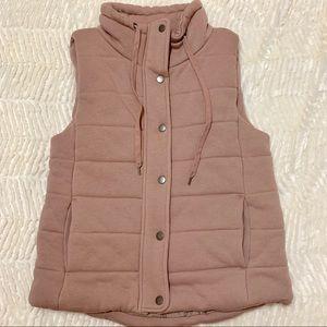 Staccato Blush Vest